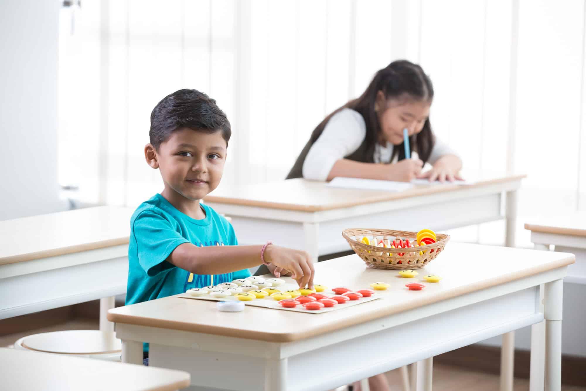 KUMON METHOD OF LEARNING UNLOCKS YOUR CHILD'S HIDDEN ABILITIES